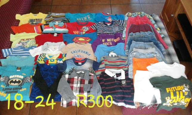 Baby clothes from 3 upwards Kraaifontein - image 3