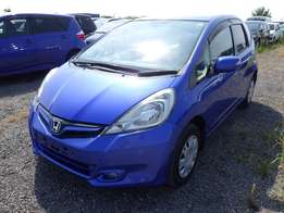 Honda fit hybrid brand new car