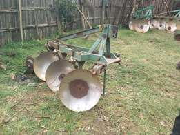 NARDI Three disc plough