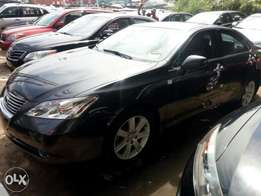 Sharp foreign used 2008 Lexus ES350. Gray. Tincan cleared