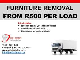 8Ton Truck and driver wanted