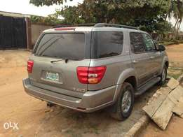 Clean Registered Toyota Sequoia 2004