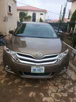 2014 Toyota Venza Nigeria used, for 6.2M negotiable