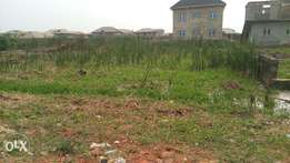 A Plot of land for sale at Bako Estate, Irawo, Off Ikorodu Road