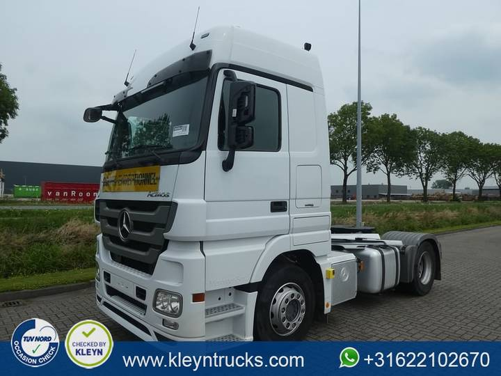 Mercedes-Benz ACTROS 1844 LS megaspace,voight - 2012