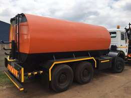 Mercedes Benz 18000l Water Tanker