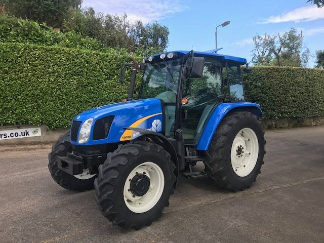 New Holland T 5050 Dual Command - 2009