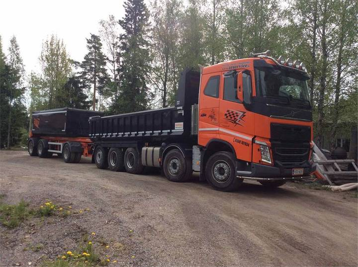 Volvo Fh13 - 2016