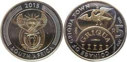 Coinage of Griqua Town 2015