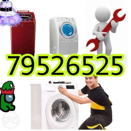 Full automatic washing machine repair and service Hi everyone I do was