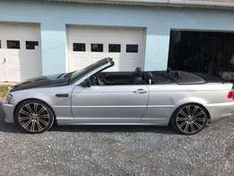 I BMW 330CI Convertible