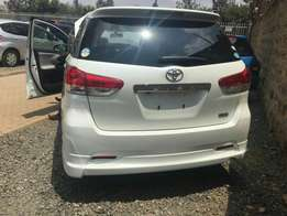Brand new Toyota Wish