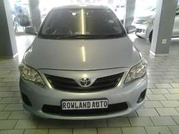 2012 Toyota Corolla 1.3 Professional for sale R110 000