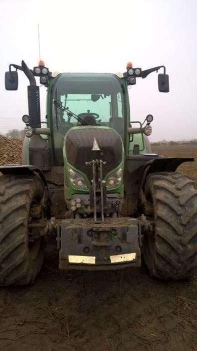 Fendt 716       fnd tractor - 2015