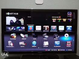 "Ultra-Slim Samsung 40"" inches LED 3D Smart TV"