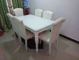 Executive dining set by 6seaters
