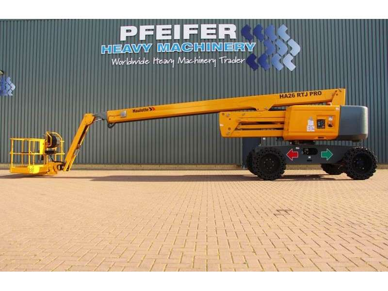 Haulotte HA26RTJPRO NEW / UNUSED, 26.4 m Working Height, Al - 2018