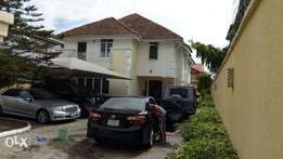 Lovely 5Bedrm fully detached duplex at rd 4 Vgc Lekki For Sale