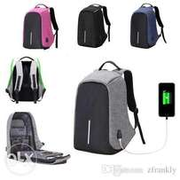 USB Anti-Theft Backpack