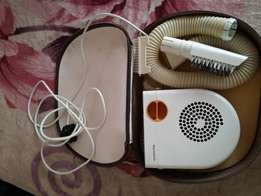 Ronson Hairdryer Model ES 001 with Carry Case