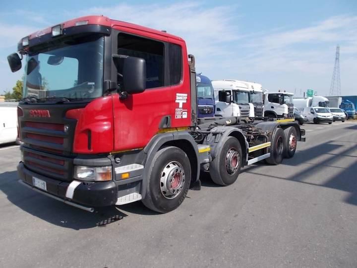 Scania P420 LB8X2*6 HNB - 2005