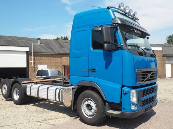 Volvo FH 500 6X2 E5 Blatt / Luft - 2013