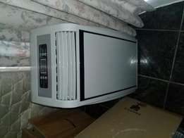 Portable aircon R4000 hot and cold