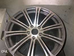 19inch M3 BMW rims Wide 9.5J to 5series