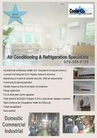 Air conditioning & Refrigeration - Commercial & Industrial