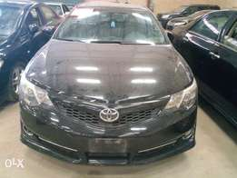 Very clean Nigerian used Camry