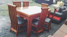 Mahogany made dining table