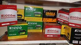 Brand New BATTERIES in Box just arrived Grab yours now FROM R600