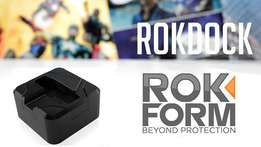 RokForm RokDock Aluminium Stand for iPhone 5 & 5S - BLACK