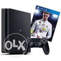 Playstation 4 bundle of FIFA 18