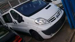 2009 Nissan Primastar 1.9DCi MPV/Bus Special!! Book value R150 000
