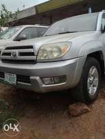 Very clean 1st body,sound and super sharp Reg TOYOTA 4RUNNER 05model