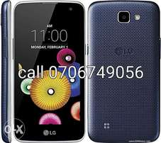 LG K4 8mp camera 8gb internal dual sim 4G enabled