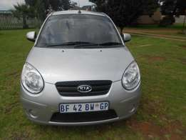 Stock 3268, 2011 Kia Picanto 1.1, Very Good condiiton,