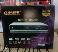 JPARK Free to air recorder Free delivery within Nairobi cbd.