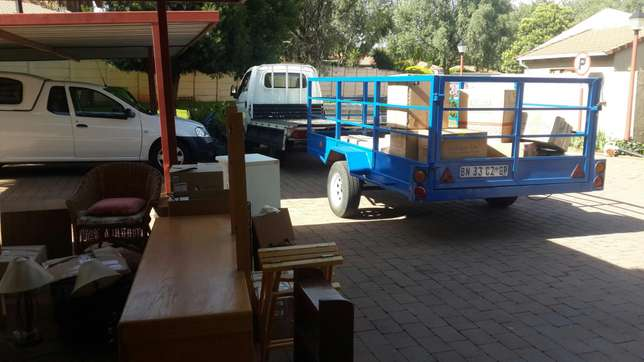 Household and Office furniture Removals and Storage Randburg - image 1