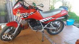 180cc DTR yamaha 2Stroke on and of road bike