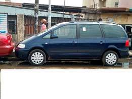 Volkwagen Sharan 2003 Blue For Sale
