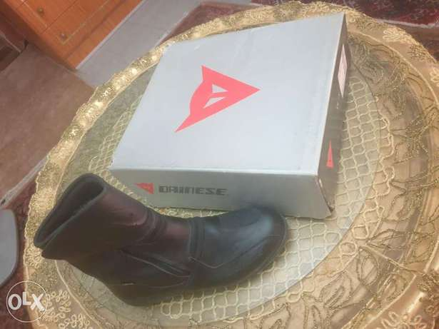 Original Dainese motorcycle boots