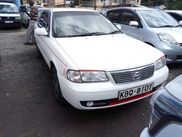 Very clean Nissan sany 2005 model,1500cc Makina - image 1