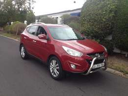 2011 HYUNDAI ix35 nice family car it came out of a good home