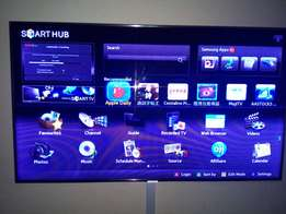 Fairly Used 55 inches Samsung smart HD tv UA55D8000