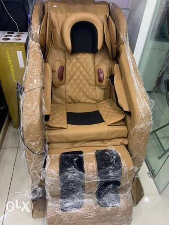Spartan Massage Chair Limited Time Offer