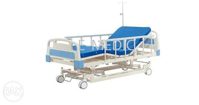 E-Medic: Electric Bed