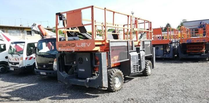 Genie GS3384 - 12m, 4x4, diesel - 2008