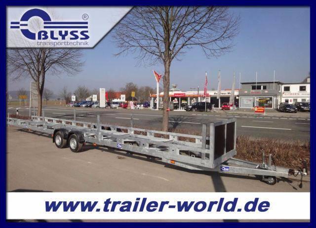 Blyss ROHRTRANSPORTER 1050x131cm 2700kg GG Anhänger